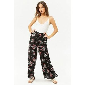 Forever 21 Wrap Palazzo Pants